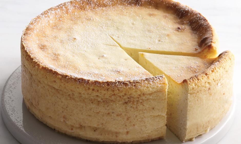Ricotta Pie | World of Temptations